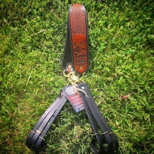Handmade Leather Lanyards