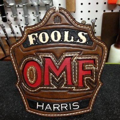 Traditional Shield Harris