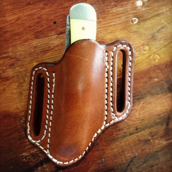 Handmade Leather Working/Hunting Gear