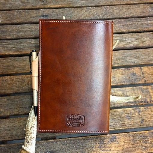 Handmade Leather Junior Padfolio Legal Pad